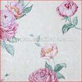 Graceful Floral no tejido del papel pintado italiano vinilo fondos de pantalla