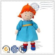 Custom high quality new design cheap lovely big girl dolls