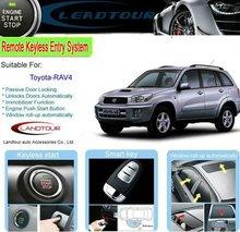 TOYOTA RAV4 2008 Dedicated PKE Remote Control Keyless Entry System