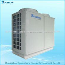 air to water heat pump split evi
