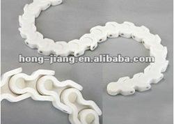 Plastic multiflex chain, drag chains,case conveyor chains