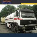 Norte benz beiben melhor preço transporte de óleo caminhão-tanque