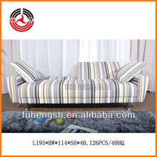 Sofá de design / móveis da china com preço elegante sofá de projetos