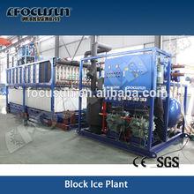 Block Ice Making Machine 20t New *