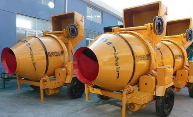 JZC350-20m3/h diesel engine concrete mixer,diesel concrete mixer for sale