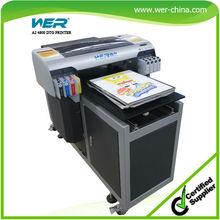 2015 Popular Fabric Textile Printing Machine Direct to Garment T-shirt Flatbed Printer DGT T-shirt printing machine
