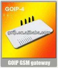 GOIP-4 GOIP GSM gateway,sms audio