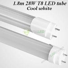 Warranty 3 Years 1800mm 2800lm 28w LED Tube 8 SMD2835 led tube light t8