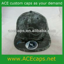 leather cap snapback hats custom