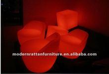 new design flash LED illuminated light bar chair furniture