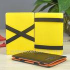 12001 Fashion Leather elastic magic wallet
