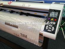 "Cutting Plotter Machine/Teneth vinyl cutter/Cutting Plotter T-24L/Cutter Plotter 24"" Automatic Contour cut"