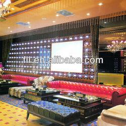2014 new fashion bar sofa furniture for KTV or pub or bar (FLL-KTV-006)