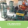 2014 hot sale full automatic line brick machine