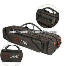 canvas cloth duffel fishing rod tackle bag/fishing equipment