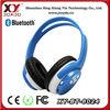2014 popular bluetooth stereo headset foldable sports stereo bluetooth headset for mobile/DC/PC