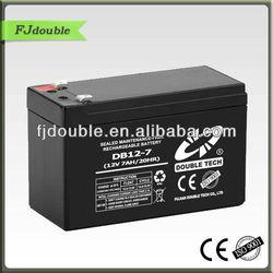 rechargeable 12v battery, lead acid Battery 12v 7ah, exide ups batteries