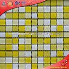 China Foshan Swimming Pool Bathroom Water Proof blue pearl granite flooring tile Glass Mosaic Tiles