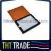 Brand new leather case cover for I Pad 2 Black