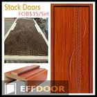 STOCK 2014 New Design Wooden Interior Door