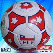 Official size standard world cup soccer ball