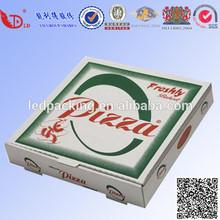 2014 Popular Cheap Pizza Box Packing Carton Pizza Box