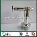 Design moderno redonda ajustável suportes de corrimão( kek07f)