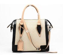 Guangzhou bag factory 2014 new style fashion handbags for girls and women