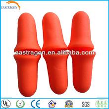 Industry Soft Fit Foam Ear Plugs In Bell Shape