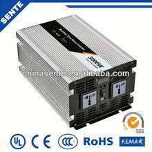 Sente 3000w modified sine wave power backup inverter 12v 220v 50Hz/60Hz