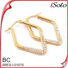 Women fashion earring gold earring models earring models jewelry