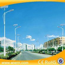 Preponderant 2pcs*150W solar panel for street light with 100W LED power