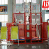 CE Frequency Conversion SC100/100 Double Cage Construction Elevator