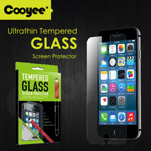 9H 2.5D 0.15/0.33 for iphone 6 plus tempered glass screen protector OEM/ODM