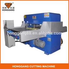 HG-B100T Double-Side Hydraulic EPE Foam Die Cutting Machine