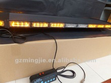 Adjustable multiple colors LED Strobe Warning Lightbar led emergency lightbar (TBD-6E905/RYB)