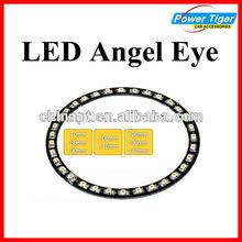 China car led lights manufacturer wholesale with car led ring light