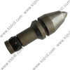 high quality carbide tipped trenching bits for road construction P9QA T25 25mm