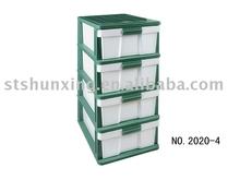 Plastic Storage cabinet /drawer