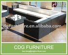 Patio furniture/ Rattan Sofa CDG-SF10247