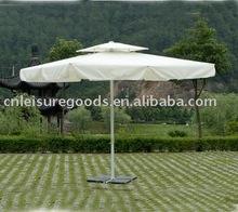 Metal outdoor garden big patio parasol