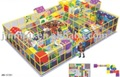 2012 zona infantil de juegos, Jugar en el centro, Parque de atracciones