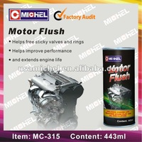 Motor Flush, Fuel Saver