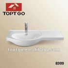 Elegant Wash Basin and Counter Top Basin 8309A