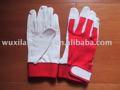 Des gants de travail en cuir