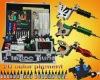 professional tattoo kits 4 guns 14 colour inks