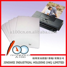 OEM 120g-260g glossy waterproof lucky photo paper(A3/A4/A6/4R )