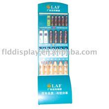Multilayer Metal Rack for LAF's liquid shampoo
