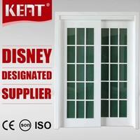 KENT DOOR TOP China Wholesale Wood Frame Sliding Glass Door, Wooden Glass Folding Door, Glass Sliding Door