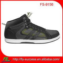 2012 stylish high top mens skateboard shoe